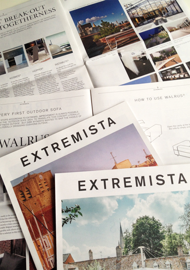Extremista Newspaper