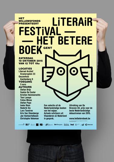 Het Betere Boek affiche 2015