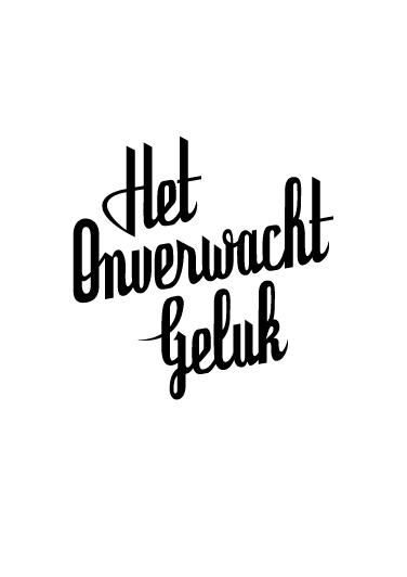 Het Onverwacht Geluk — Logo