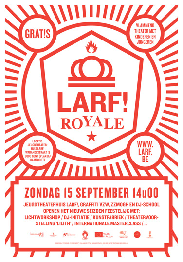 Larf Royale 2013
