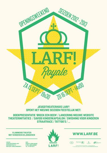 Larf! Royale