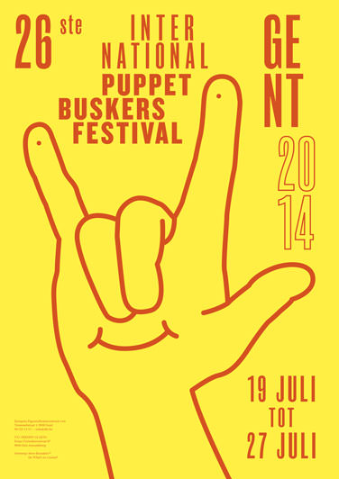 International Puppetbuskers Festival 2014